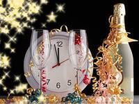 Новый год 2013: что надеть, прически, вечеринки