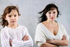Если складываются плохие отношения с матерью...