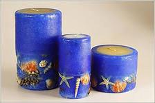 Бизнес идеи для женщин: изготовление свечей в домашних условиях.