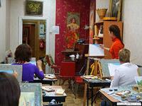 Бизнес идеи для женщин: открытие студии живописи.