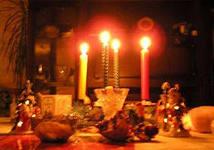 Рождественские гадания на суженого, на замужество, на достаток